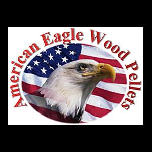 American Eagle Wood Pellets logo